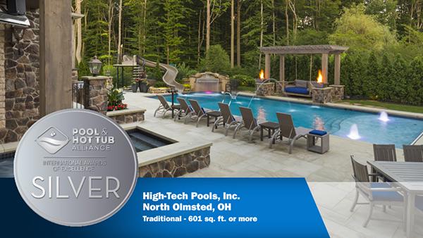 Awards High Tech Pools Ohio S Premier Award Winning